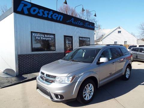 2015 Dodge Journey for sale at ROSSTEN AUTO SALES in Grand Forks ND