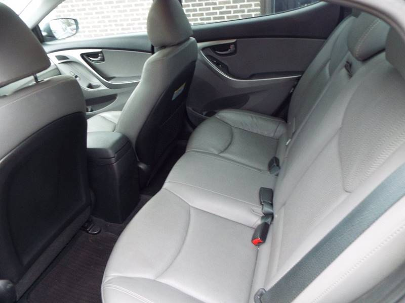 2013 Hyundai Elantra for sale at ROSSTEN AUTO SALES in Grand Forks ND