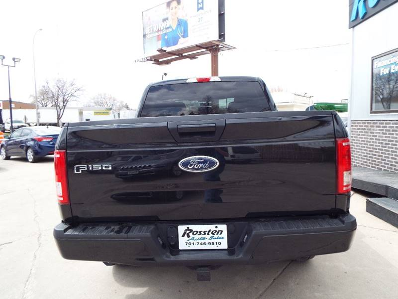 2015 Ford F-150 for sale at ROSSTEN AUTO SALES in Grand Forks ND