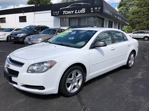 2012 Chevrolet Malibu for sale in Cumberland, RI