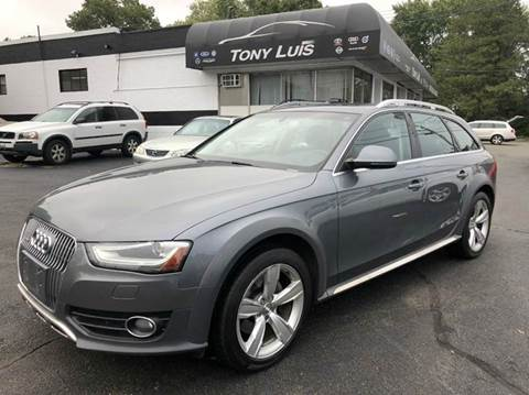 2013 Audi Allroad for sale at Tony Luis Auto Sales & SVC in Cumberland RI