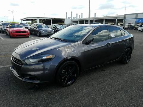 2015 Dodge Dart for sale in Hollywood, FL