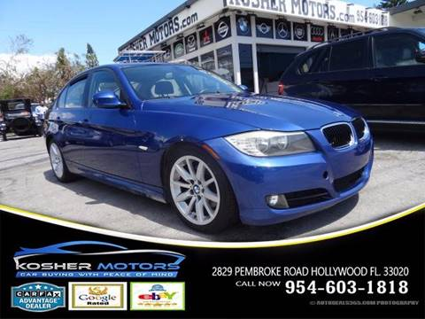 2009 BMW 3 Series for sale in Hollywood, FL