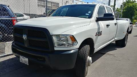 2013 RAM Ram Pickup 3500 for sale in Hollywood, FL