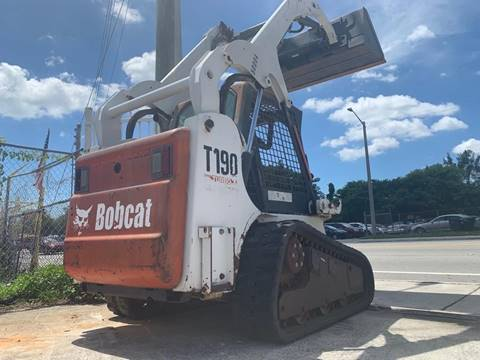 2005 Bobcat T-190 Turbo for sale in Hollywood, FL