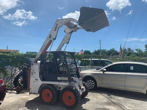 2003 Bobcat 553 for sale in Hollywood, FL