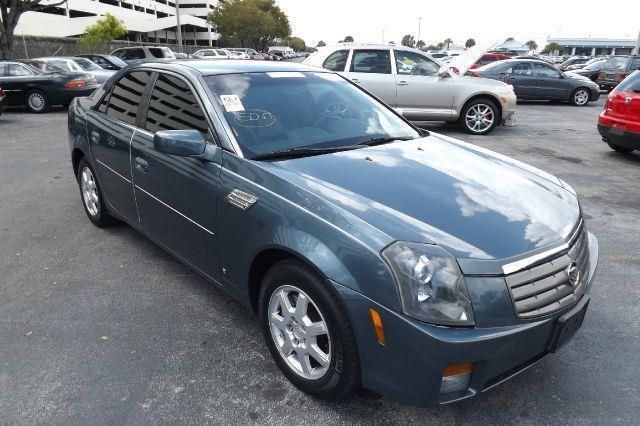 2006 Cadillac CTS Base 4dr Sedan - Hollywood FL