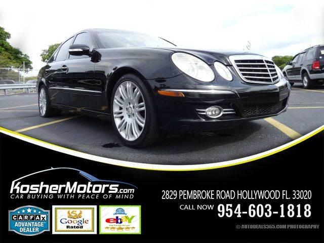 2008 MERCEDES-BENZ E-CLASS E350 4DR SEDAN black no credit needed  the mercedes-benz e-class is