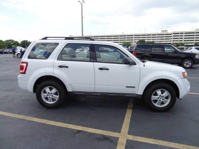 2008 Ford Escape XLS 4dr SUV (2.3L I4 4A) - Hollywood FL