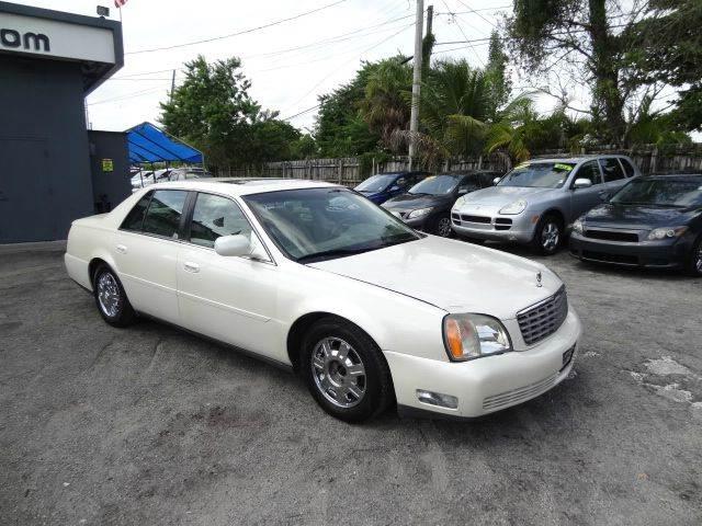 2003 Cadillac DeVille Base 4dr Sedan - Hollywood FL