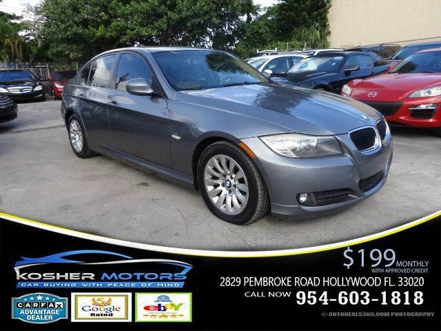 2009 BMW 3 SERIES 328I 4DR SEDAN SA gray no credit needed leather interior sunroof power seat