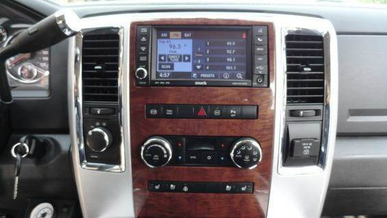 2012 RAM Ram Pickup 3500 Laramie 4x4 4dr Crew Cab 8 ft. LB Pickup - Hollywood FL