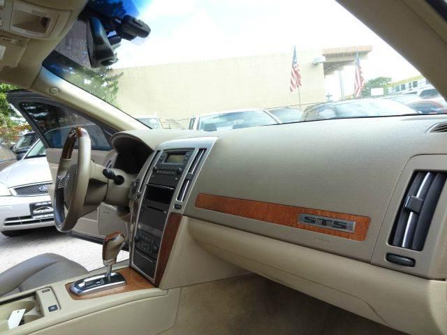 2008 Cadillac STS V6 4dr Sedan - Hollywood FL