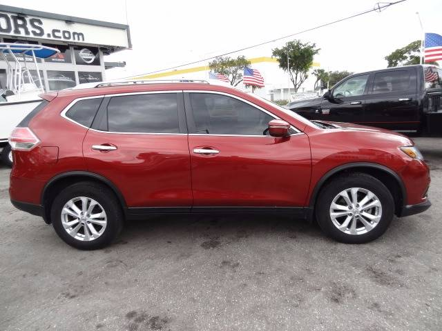 2014 Nissan Rogue SV 4dr Crossover - Hollywood FL