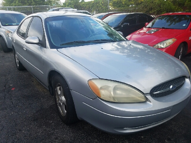 2003 FORD TAURUS SES 4DR SEDAN silver 30 duratec v6 engine alloy wheels power seats power win