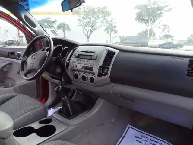 2006 Toyota Tacoma PreRunner 2dr Regular Cab SB - Hollywood FL