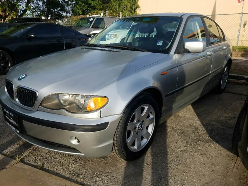 2005 BMW 3 SERIES 325I 4DR SEDAN silver abs - 4-wheel center console - front console with storag