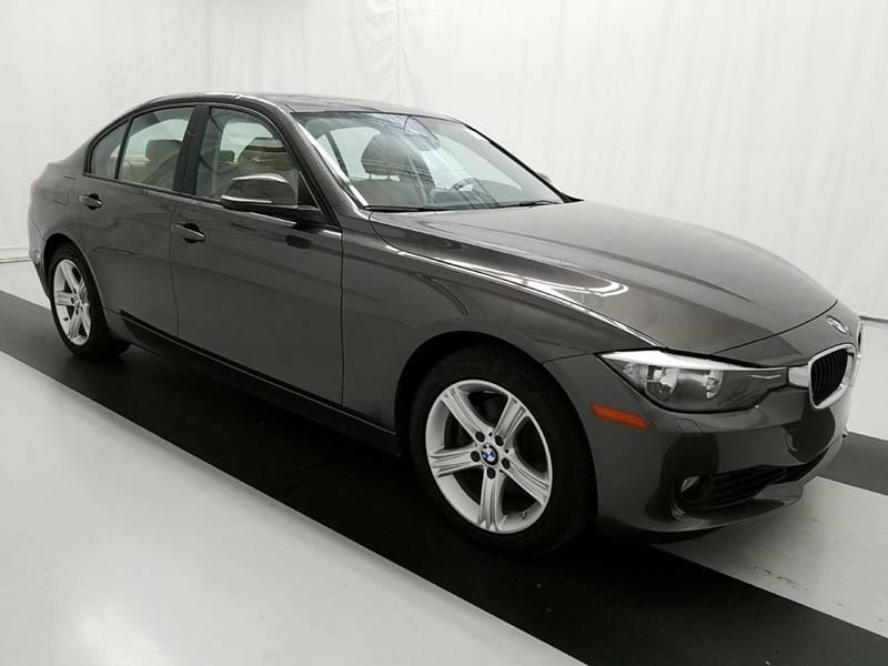 2014 BMW 3 SERIES 328I XDRIVE AWD 4DR SEDAN SULEV brown door handle color - body-color exhaust ti