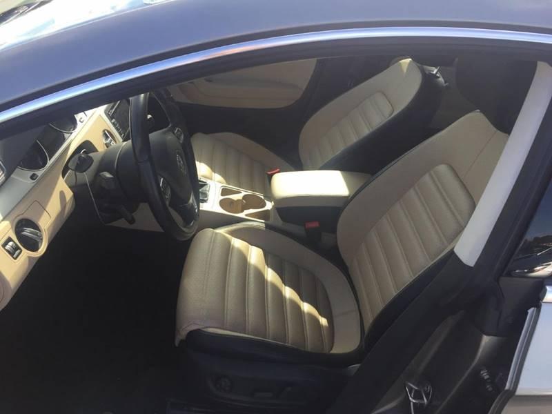 2013 VOLKSWAGEN CC R-LINE 4DSEDAN 6M brown clean car trade rare  6 spd manual super fast gas