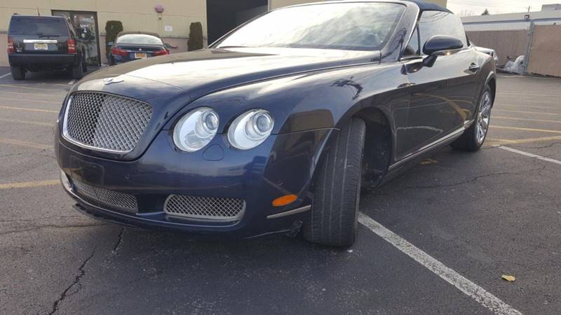 2008 BENTLEY CONTINENTAL GTC BASE AWD 2DR CONVERTIBLE blue yes only 10k miles fully loaded