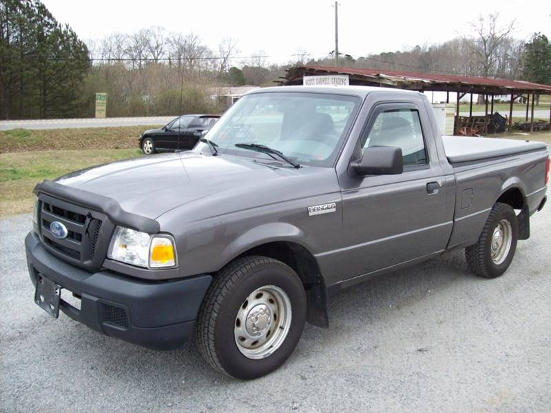 2006 FORD RANGER XL 2DR REGULAR CAB LB gray abs - 4-wheel airbag deactivation - occupant sensing