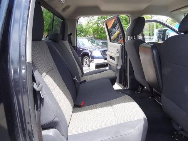 2011 RAM Ram Pickup 1500 4x2 SLT 4dr Crew Cab 5.5 ft. SB Pickup - Hollywood FL