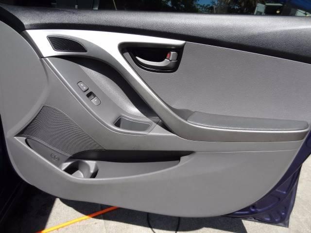 2011 Hyundai Elantra GLS 4dr Sedan - Hollywood FL