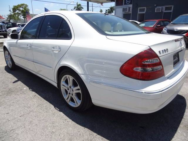 2006 Mercedes-Benz E-Class E 350 4dr Sedan - Hollywood FL