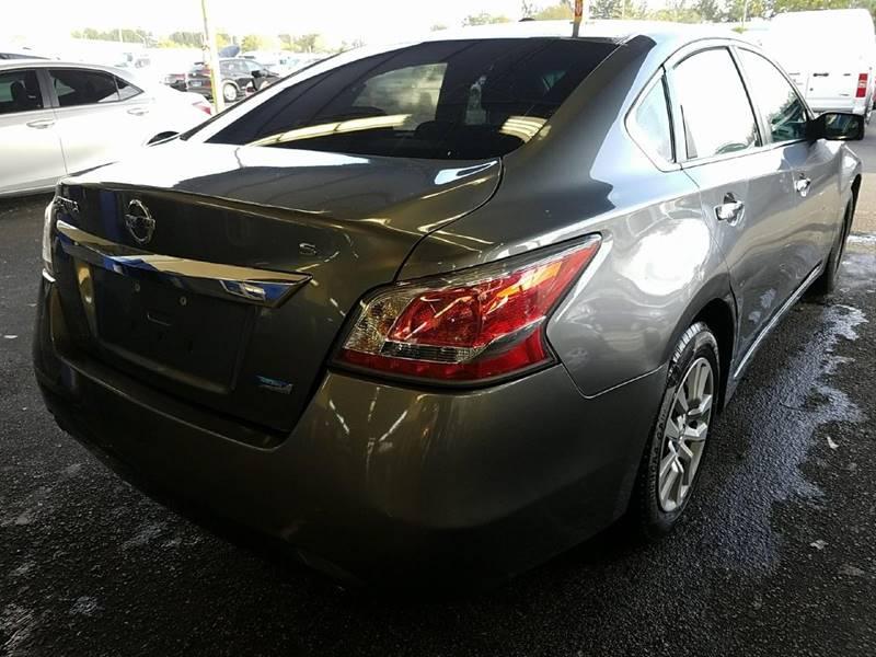 2014 Nissan Altima 2.5 S 4dr Sedan - Hollywood FL