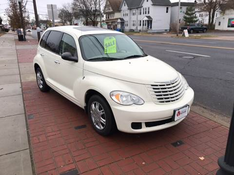 2007 Chrysler PT Cruiser for sale at Viscuso Motors in Hamden CT