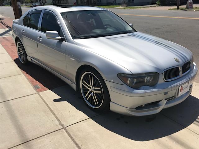 2003 BMW 7 Series for sale at Viscuso Motors in Hamden CT