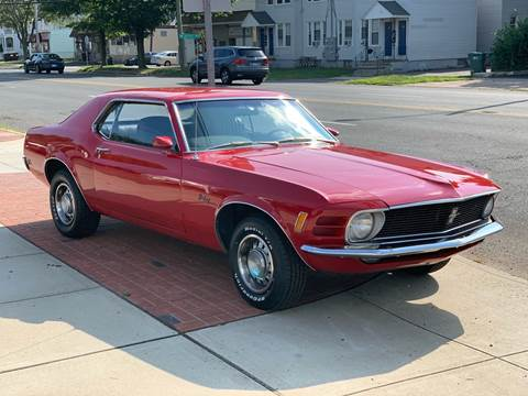 1970 Ford Mustang for sale in Hamden, CT