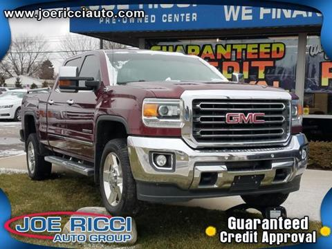2016 GMC Sierra 2500HD for sale in Clinton Township, MI