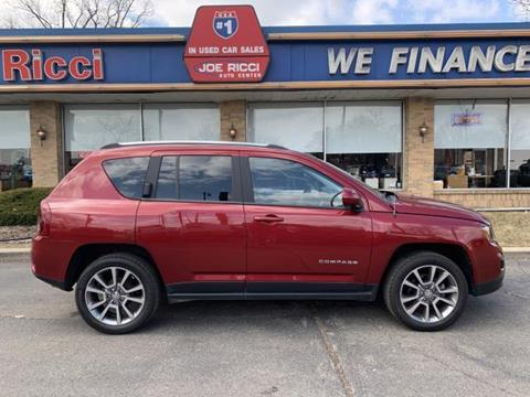 2017 Jeep Compass for sale in Clinton Township, MI