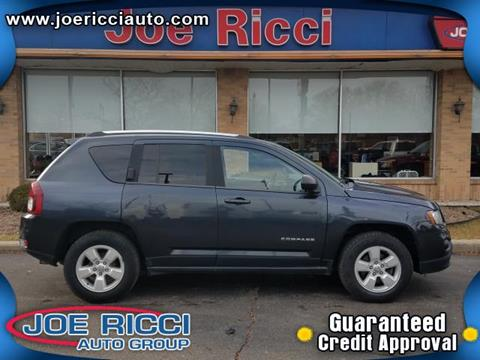 2014 Jeep Compass for sale in Clinton Township, MI