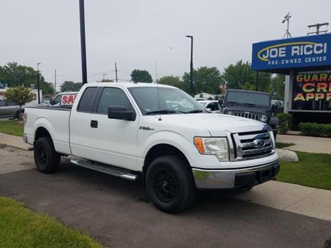2012 Ford F-150 for sale in Clinton Township, MI