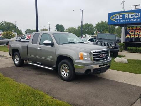 2013 GMC Sierra 1500 for sale in Clinton Township, MI