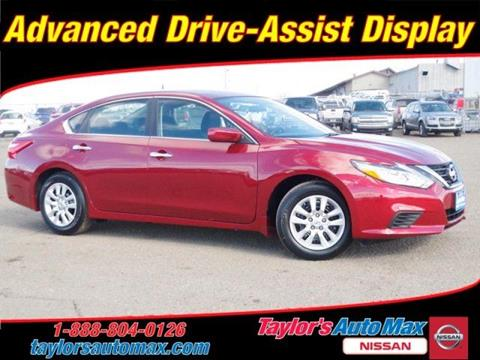 2017 Nissan Altima for sale in Great Falls, MT