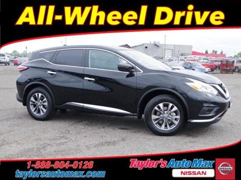 2017 Nissan Murano for sale in Great Falls, MT