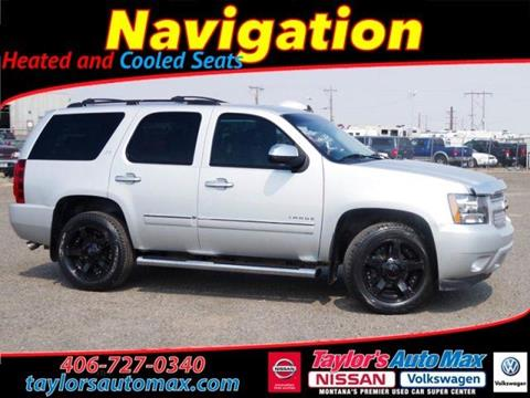 2014 Chevrolet Tahoe for sale in Great Falls, MT