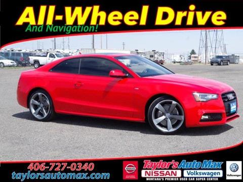 2016 Audi A5 for sale in Great Falls, MT