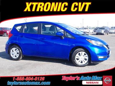 2017 Nissan Versa Note for sale in Great Falls, MT