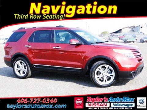 2014 Ford Explorer for sale in Great Falls, MT