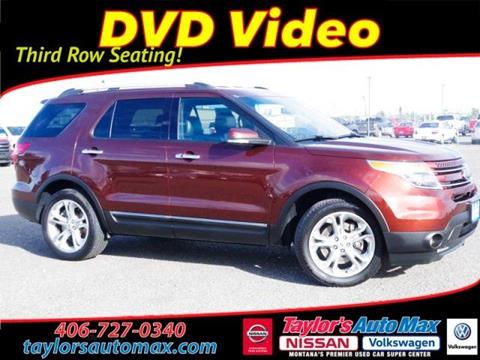 2015 Ford Explorer for sale in Great Falls, MT
