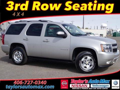 2009 Chevrolet Tahoe for sale in Great Falls, MT