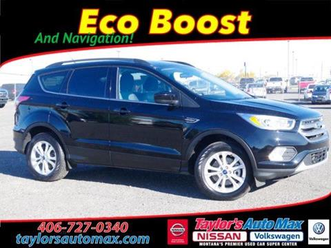 2017 Ford Escape for sale in Great Falls, MT