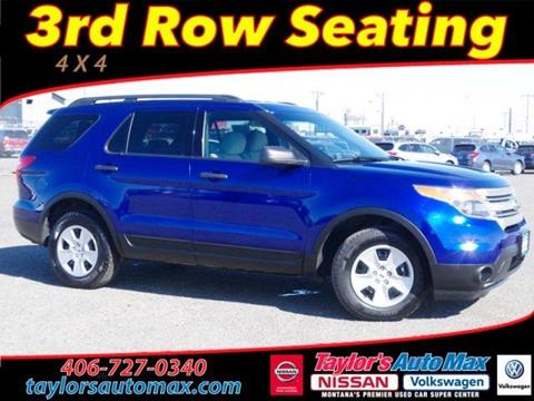 2013 Ford Explorer for sale in Great Falls, MT