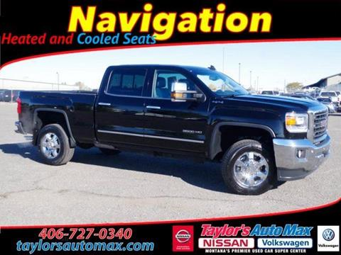 2016 GMC Sierra 3500HD for sale in Great Falls, MT