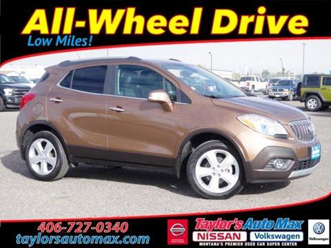 2016 Buick Encore for sale in Great Falls, MT