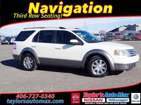 2009 Ford Taurus X for sale in Great Falls, MT